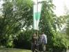 Hissen der Kilian-Fahne 016