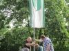 Hissen der Kilian-Fahne 013